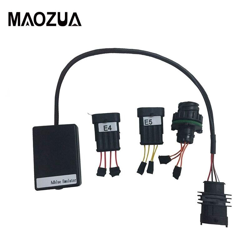 Novos Caminhões de NOx Adblue Emulator Diagnóstico-ferramenta de Emulação para Cummins Plug And Drive Dispositivo Desativar Sistema SCR