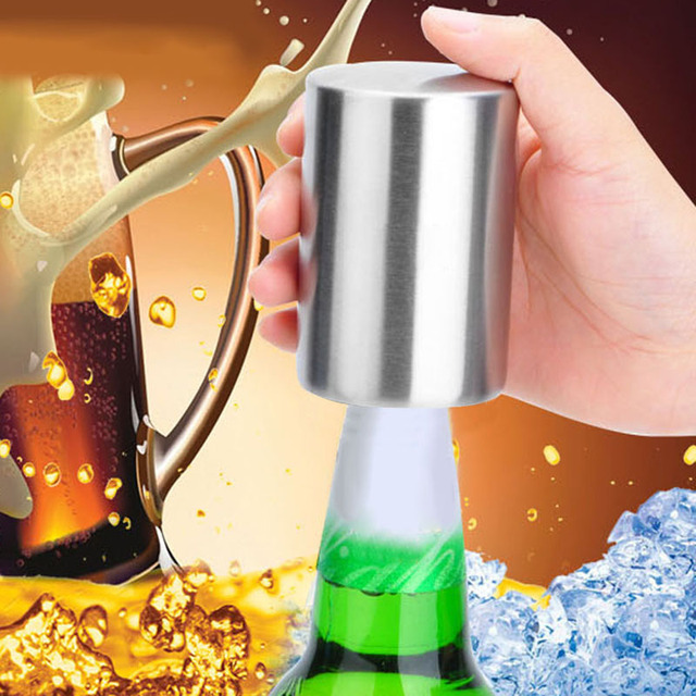 Stainless Steel Beer Bottle Opener