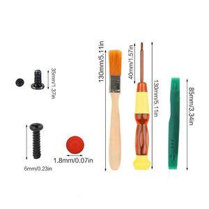 Image 3 - Zwei Pack Analog 3D Freude con Joystick Ersatz für Nintendo Schalter, joycon Schalter joysticks compatiable mit Links joycon Rechts