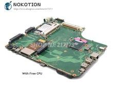 NOKOTION Für Toshiba Satellite A300 A305 Laptop Motherboard 965PM DDR2 mit grafiken slot IDE DVD V000125160 6050A2171301-MB-A02