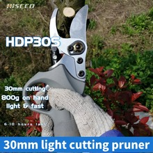 electric pruning shears battery capacity 6Ah garden tools fruit tree pruner/battery pruner