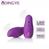 Dingyeマジックスピード防水リモコン振動卵ワイヤレス人間サンドバッグバイブレーター大人のセックスおもちゃのセックス製