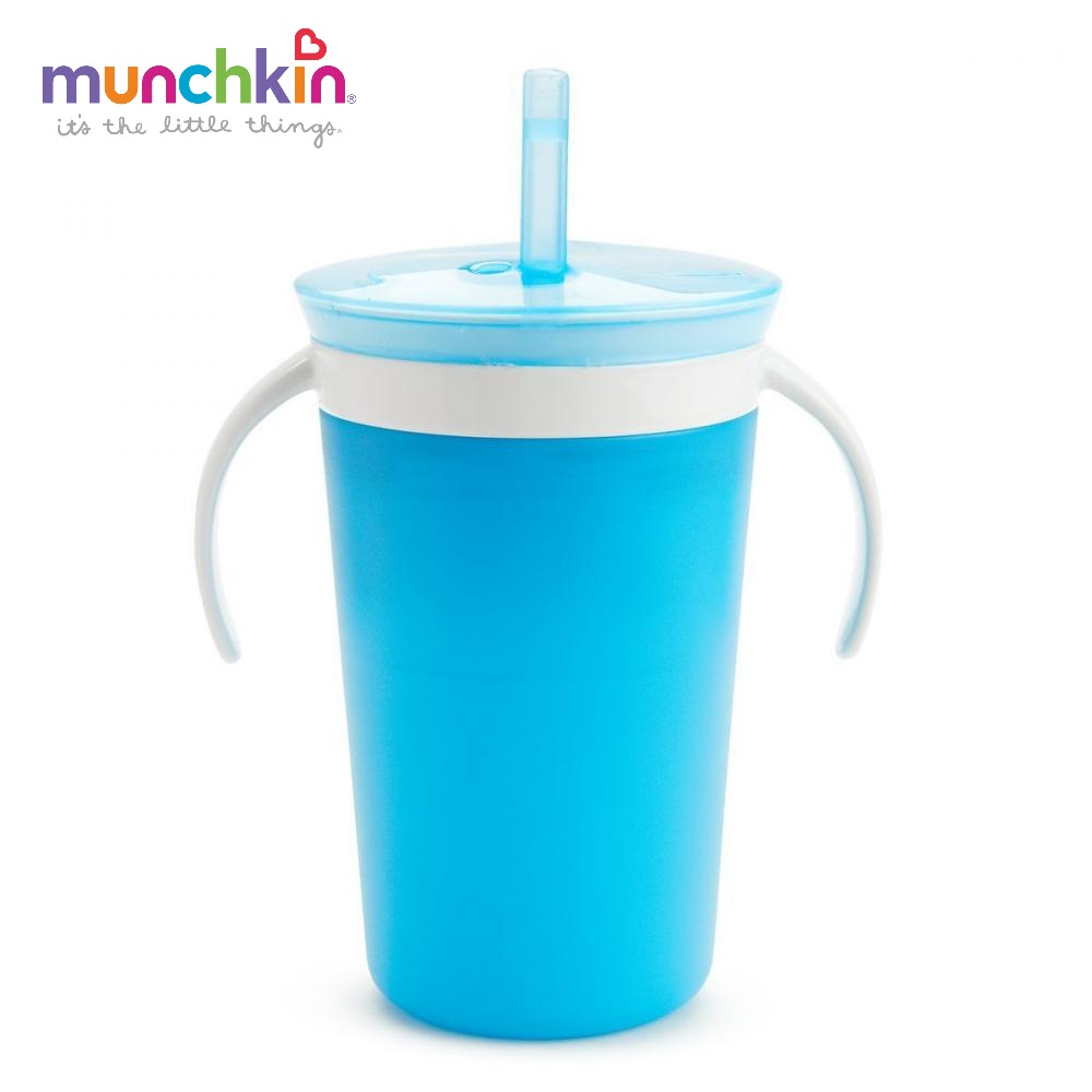 Cups Munchkin 11086 Feeding Cup Mug Drinkware Water bottle kids  Bottles for baby bottle outdoor sports water bottle cup with strap orange 500ml