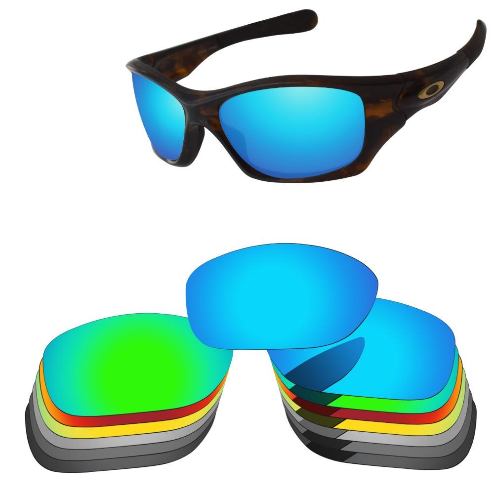 PapaViva POLARIZED Φακοί αντικατάστασης για αυθεντικά γυαλιά ηλίου Pit Bull 100% UVA & UVB Προστασία - Πολλαπλές Επιλογές