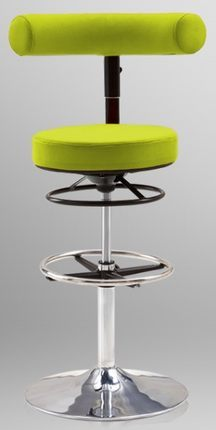 Bar fashion coffee stool Round footrest Adjustment the backrest black red yellow green color chair retail wholesale f190010 printhead printer print head for epson tx600 tx610 tx620 wf545 wf645 wf600 wf610 wf620 wf630 wf635 wf645 wf840 wf845