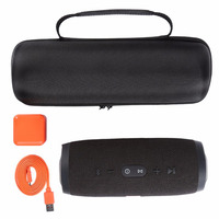 SiMR Carry Travel Case Bag For JBL Charging 3 Charge3 Bluetooth Speaker Extra Space For Plug