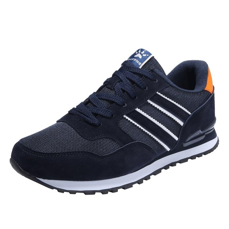 Nouveau courir sneakers hommes D'été de porc suede Hommes sport Chaussures haute qualité hommes formateurs jogging free run Jogging chaussures Plus Size45
