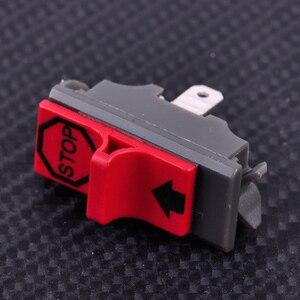 Image 3 - LETAOSK interruptor de encendido y apagado para motosierra, compatible con Husqvarna 365, 371, 372, 372XP, 336