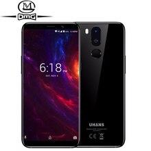 "UHANS I8 5,7 ""18:9 Vollbild 4G Smartphone Android 7.0 MTK6750T Octa-core 4 GB RAM 64 GB ROM 3500 mAh 16MP Cam Handy"