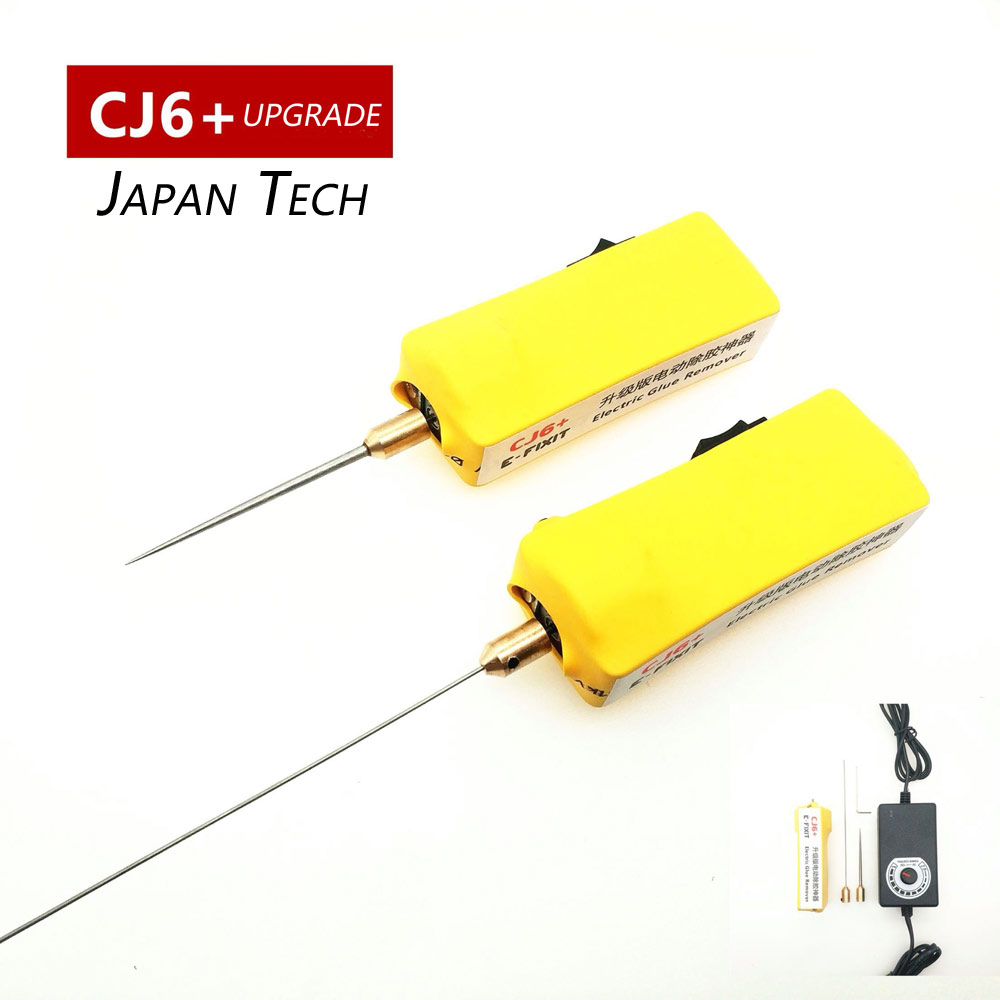 2019 i più nuovi protable OCA colla rimuovere elettrico cacciavite strumenti di riparazione del telefono copertura LCD rimuovere colla di riparazione dello schermo di esplosione