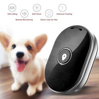 Waterproof GPS Kid Tracker Mini GPS Tracker Locator for Pet Elder Luggage with SOS and Geo Fence Alarm GPRS