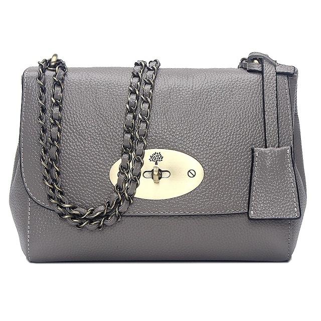Bolsas de grife famosa marca pequeno embreagens bolsa do saco das mulheres de alta qualidade genuína bolsas de couro mulher cinza saco de marque