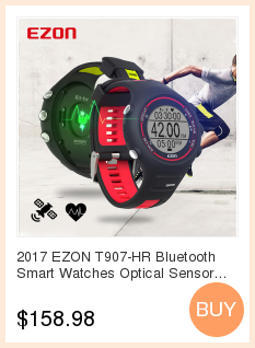 Ezon relógio esportivo carregador original, cabo usb
