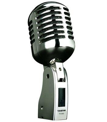 original takstar ta 55d dynamic classic microphone hypercardiod