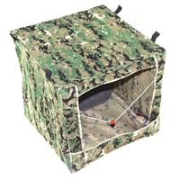 Target Box for Slingshot S Folding camouflage Shooting Target Outdoor Practice for slingshot Catapult