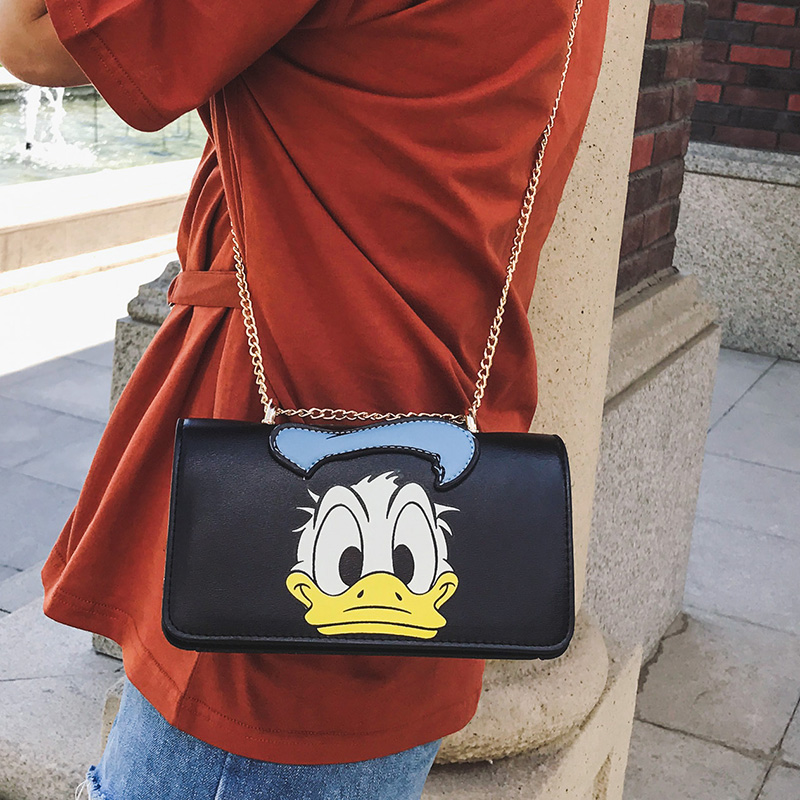 Donald Duck Daisy Shoulder Bag Handbag