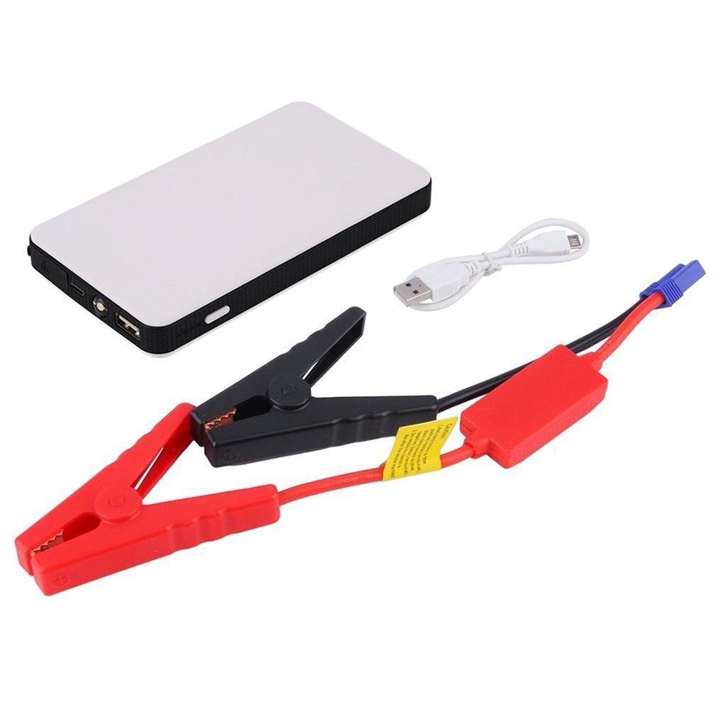 12V 20000mAh Mini Portable Multifunctional Car Jump Starter Power Booster Battery Charger Emergency Start Charger