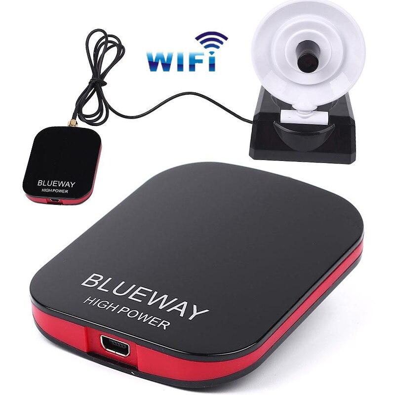 WiFi Decoder Adapter Password Cracking Internet BT-N9800 Bt-n9800 Practical