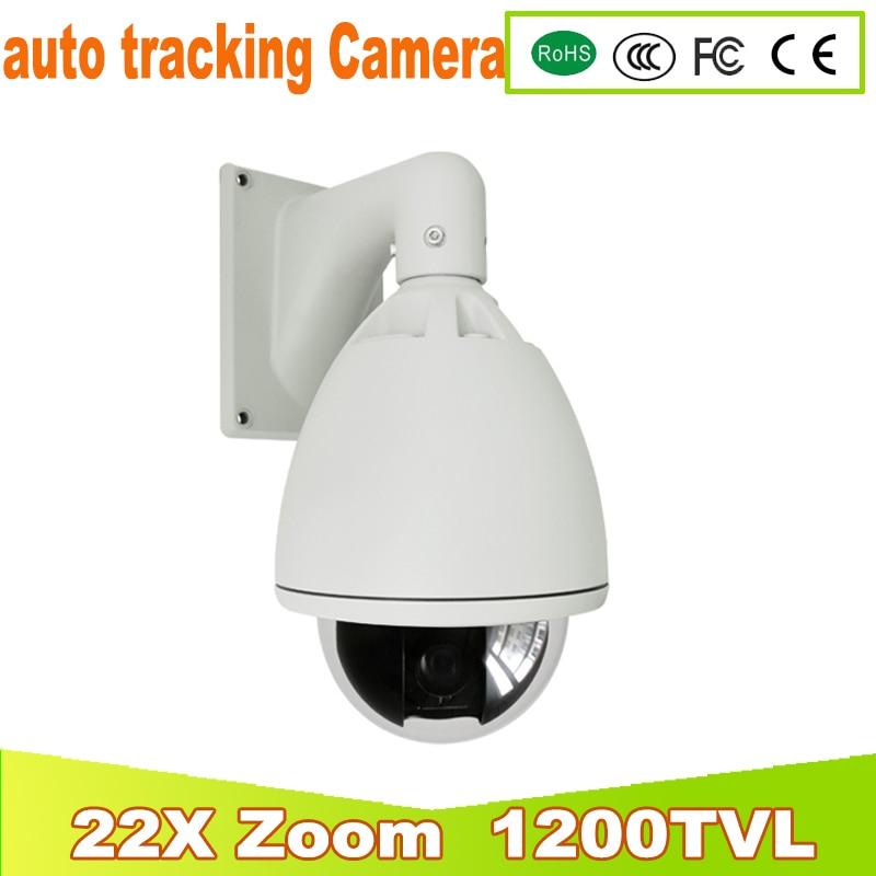 YUNSYE 1200TVL Domo de velocidad de seguimiento automático 1/3 sony - Seguridad y protección
