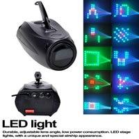 Mini światła sceniczne światła LED światła aktywności światła Disco Club Party Dj Bar ślub etap oświetlenie imprezowe Oświetlenie sceniczne Lampy i oświetlenie -