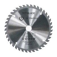 165 мм 40 т 20 мм отверстие Циркулярная Пила TCT режущий диск для Dewalt Makita Ryobi Bosch