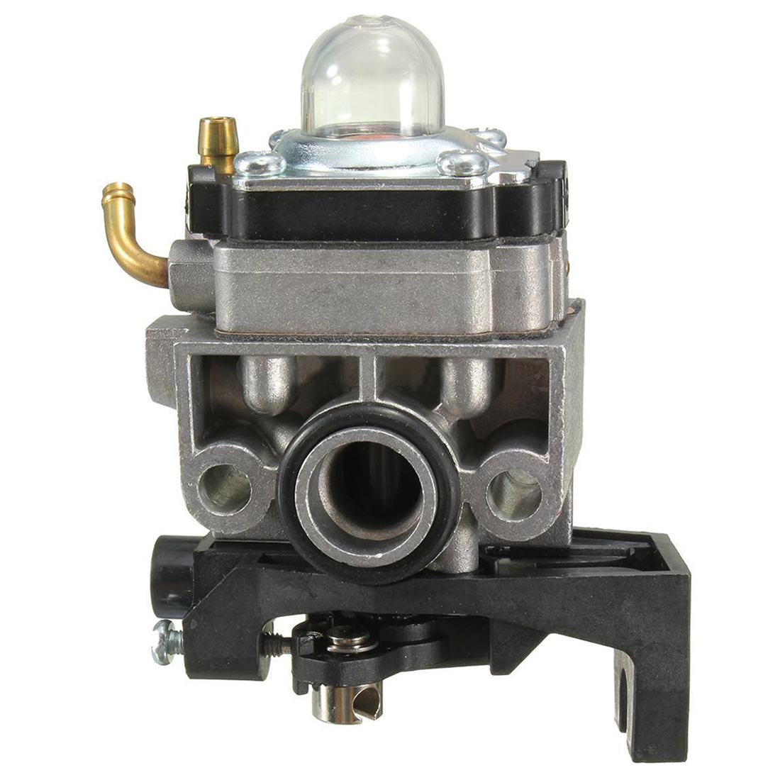 Carburetor For Honda GX25 GX25N & NT FG110 &K1 Engine Motor 16100-Z0H-825 Silver blackCarburetor For Honda GX25 GX25N & NT FG110 &K1 Engine Motor 16100-Z0H-825 Silver black