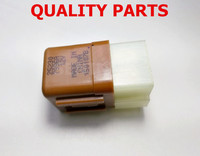 OEM 2523079964A GENUINE NEW RELAY FOR NISSAN INFINITY FACTORY RELAY PART NUMBER 252307996A BROWN 2523079964