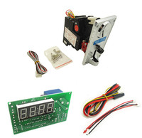 CH KAI 738 CPU Coin Acceptor Selector With USB Timer Board