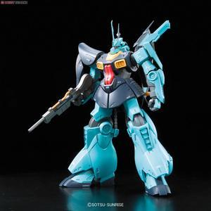 Image 3 - Bandai Gundam RE 1/100 RE 004 Dijeh MSK 008 Mobile Suit Assemble Model Kits Action Figures Plastic Model toys