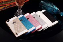 Case For Huawei P7 P8 Lite 2017  P9 lite Crystal Noble and Generous Case Cover Hard Flash Plastic Diamond Bling