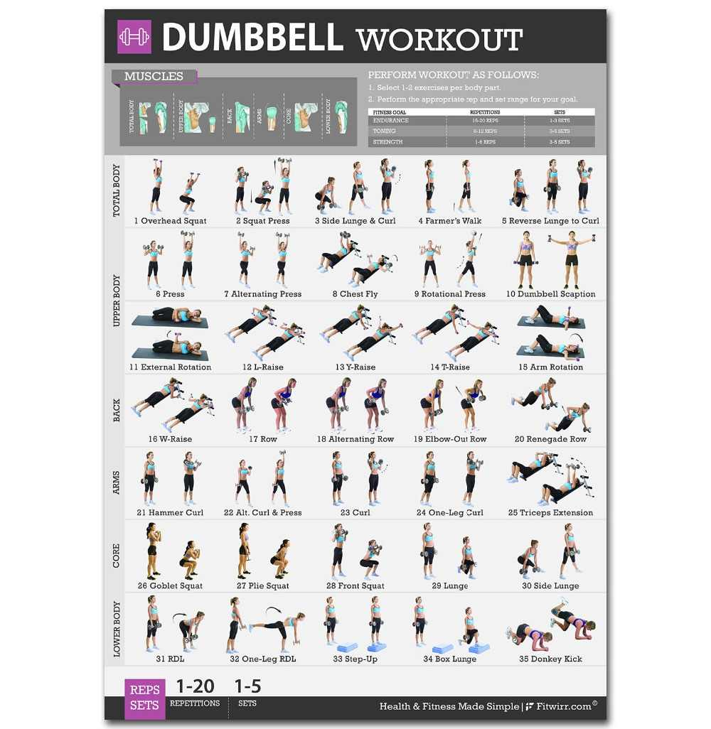 Art Print Dumbbell Exercise Workout Health Body Exercises Gym Sports 14x21 24x36 27x40 Inch Silk Poster Wall Canvas Decoration X Poster Wall Wall Decorposters Posters Aliexpress