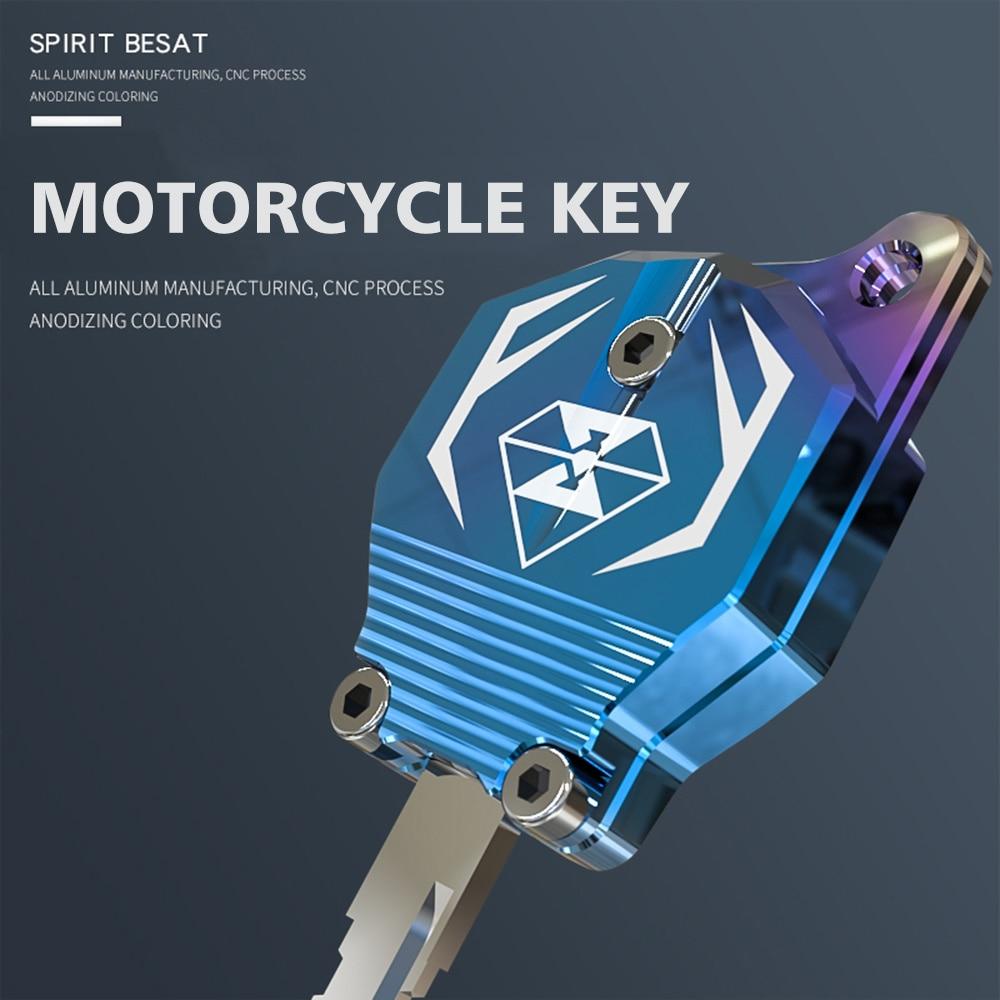 Spirit Beast Motorcycle Key…
