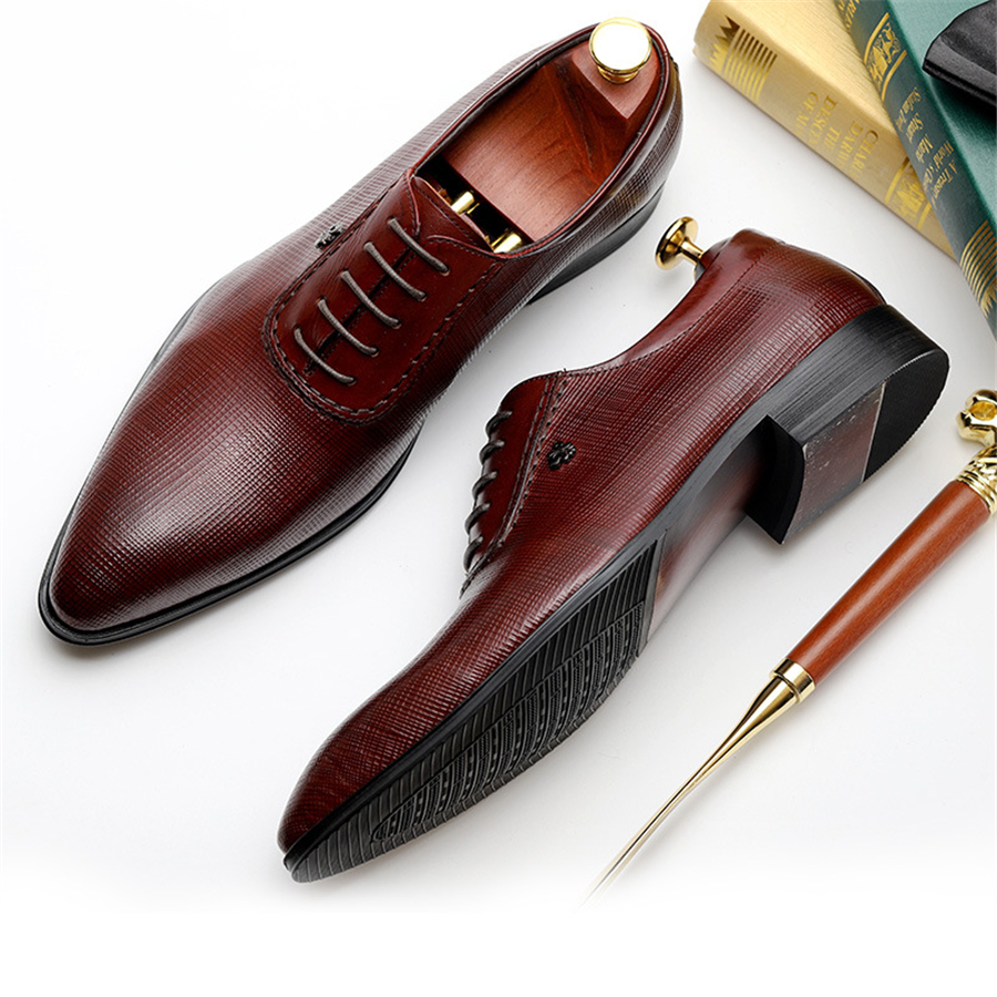 100 Genuine cow leather brogue Wedding shoes mens casual flats shoes vintage handmade oxford shoes for