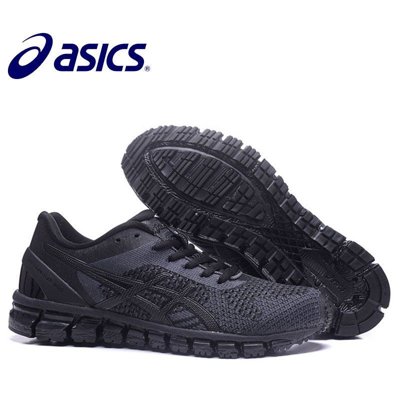 ASICS Gel-Quantum 360 2018 New Arrival Unisex Stability Running <font><b>Shoes</b></font> Asics Soft Run <font><b>Shoes</b></font> Sneakers Outdoor <font><b>Athletic</b></font> <font><b>shoes</b></font>