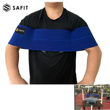 SaFit Bench press sleeves knee eblow sleeves for Powerlifting, Weightlifting, Bench Increase strength & Support(China)