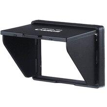 C30 lcd Capa Protetor de Tela LCD Pop-up sun Sombra Escudo Tampa para CÂMERA Digital PARA CANON SX600 SX610 SX540 SX530 SX520 SX510