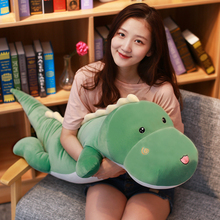 Ant 80CM animal dinosaur doll large plush Stuffed toy lazy sleeping pillow cute birthday gift  children Christmas