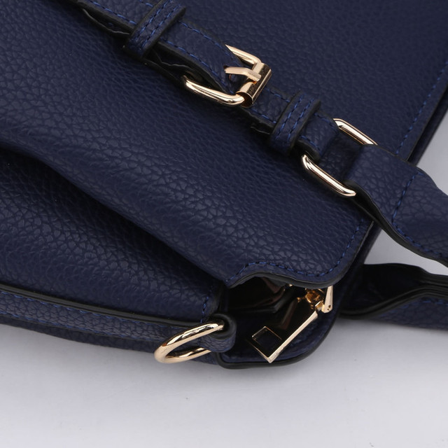 Melodycollection New Fashion Women Convertible Handbags High Quality Women Shoulder Satchel Bags Messenger Top-Handle Bags