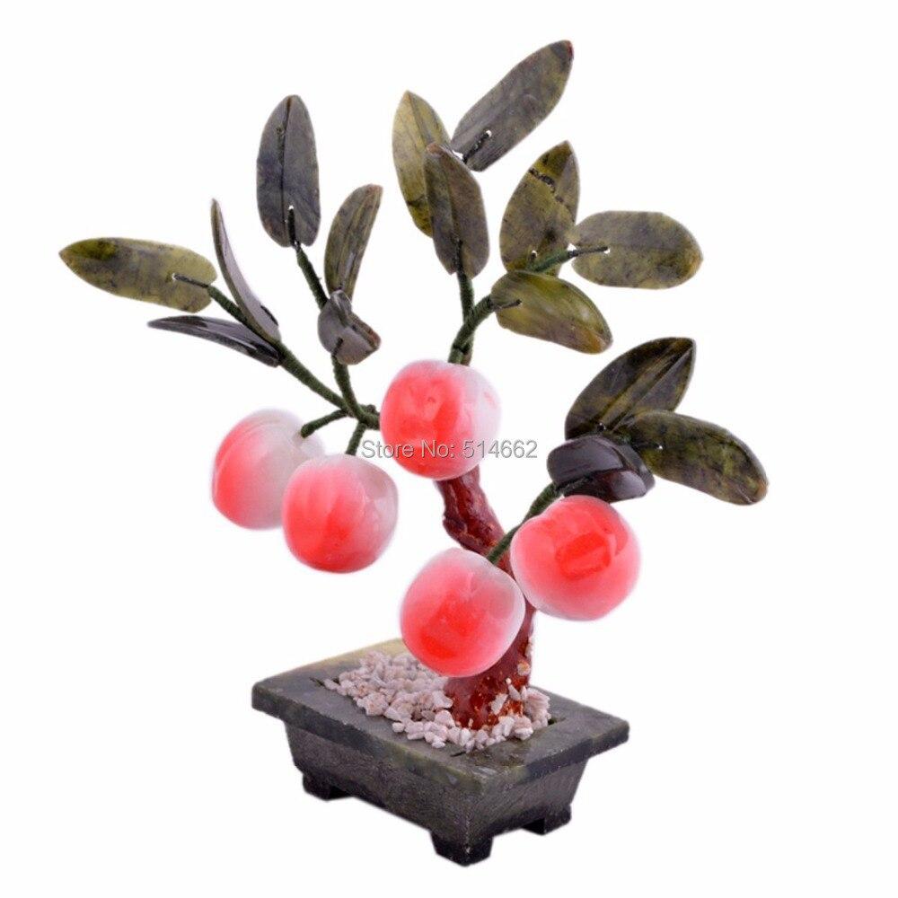 Feng Shui Fructueuse Pêche Arbre De L'immortalité Pour Santé