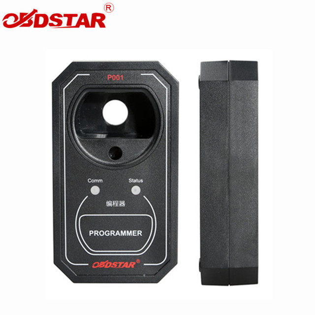OBDSTAR P001 Programmer RFID & Renew Key & EEPROM Functions 3 in 1 Work with OBDSTAR X300 DP Master In Place Of   RFID Adapter