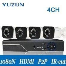 AHD Wireless Security Camera System Video Surveillance Kit 4CH Wifi DVR Kit HD 720P Night Vision Wireless CCTV IP Camera Kit Set