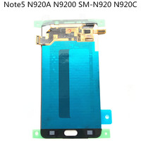 New Super AMOLED LCD Note 5 N9200 N920T N920A N920I Display 100 Tested Working Touch Screen