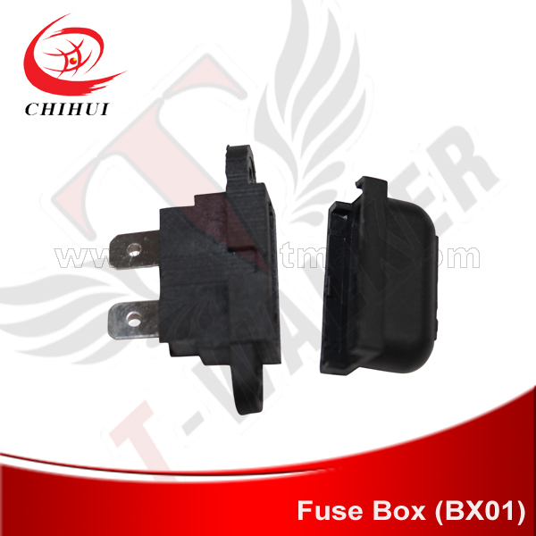 Kids Electric Scooter Fuse Case ABS 15A/20A Fuse Box (Scooter Parts & Accessories) ...