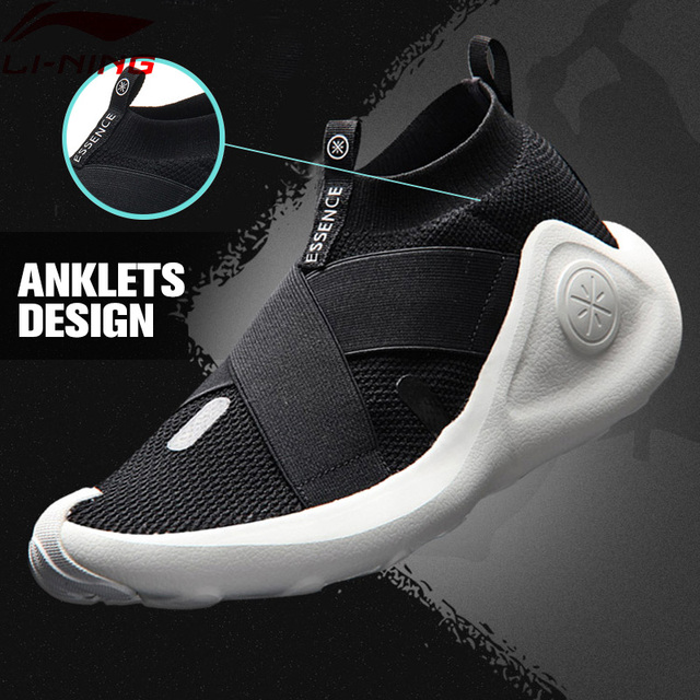 Li-Ning Men Essence Wade Basketball Culture Shoes Summer Version Light Wearable LiNing Sports Shoes Sneakers ABCM097 XYL114