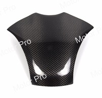 For Honda CBR600RR 2007 2012 Carbon Fiber Fuel Gas Tank Cover Protector Motorcycle CBR 600 RR CBR600 600RR 2008 2009 2010 2011