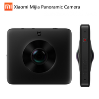 Xiao mi jia Panora mi c камера mi Sphere 360 видео камера Спортивная камера влагозащищенная Wifi мини камера Bluetooth 3,5 К запись видео