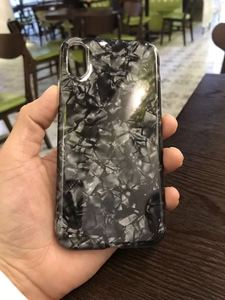 Image 4 - Luxury Marble Granite Stone Cover For iPhone X Soft TPU Case For iPhone 7 8 Case Silicon Case Capa