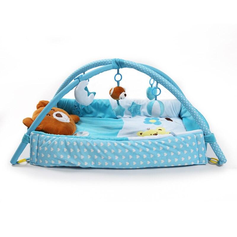 criancas macio real cerca jogo do bebe engatinhar guardrail cercadinho do bebe macio seguro atividade presente