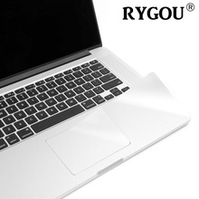 RYGOU 13.3 Air Guard with Trackpad Skin Protector Sticker for Apple MacBook Air 13 inch A1369 A1466 Ultra Thin Metalish Flim(China)