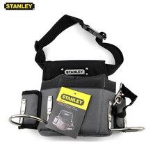 Stanley bolsa de cintura para carpinteiros, bolsa de cintura para armazenamento, suporte para trabalho, dispositivo de utilidade, com cinto ajustável